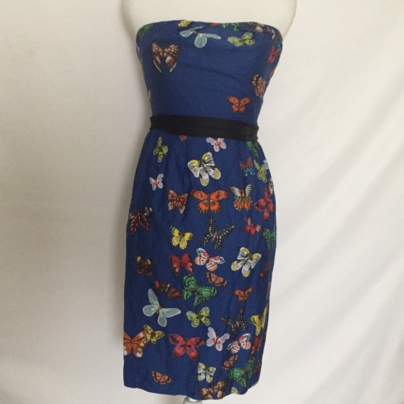 Anthropologie Dresses & Skirts - Nathalie le te París } butterfly dress